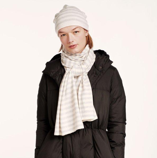 Laulu Tasaraita Knitted Hat (Grey)