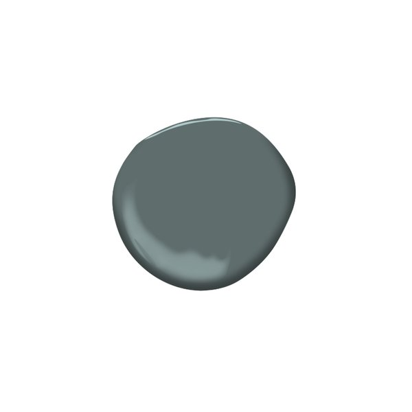 Benjamin Moore Paint - Knoxville Gray