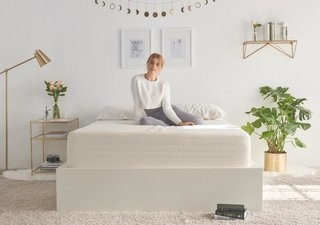 Brentwood Home Cypress Bamboo Gel Mattress