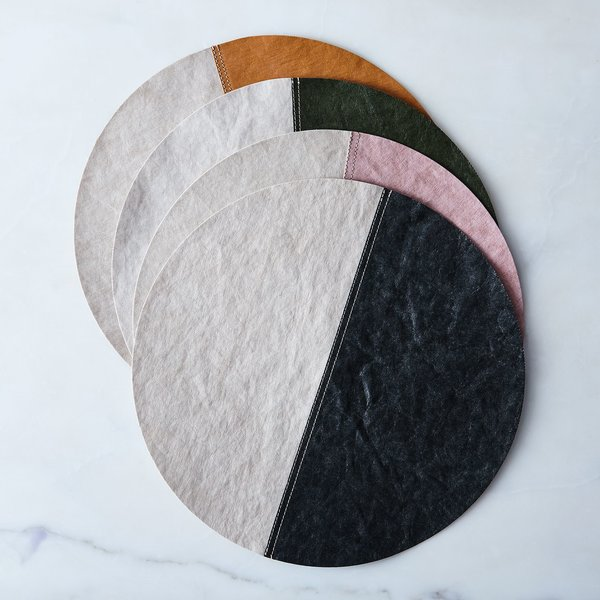 Uashmama Round Placemats (Set of 4)