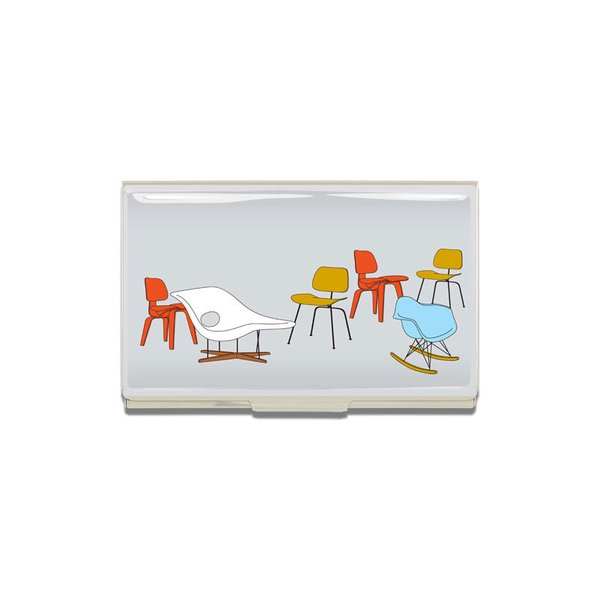 ACME Studio Eames Chairs Business Card Case