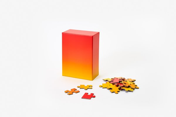 Areaware Small Gradient Puzzle