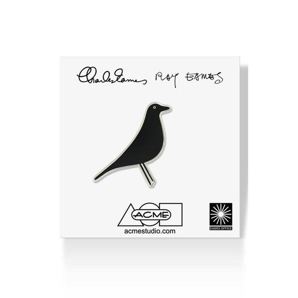 ACME Studio House Bird Pin