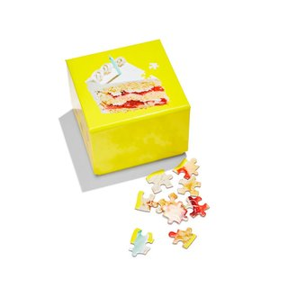 Areaware Little Puzzle Thing Miniature Jigsaw Puzzle