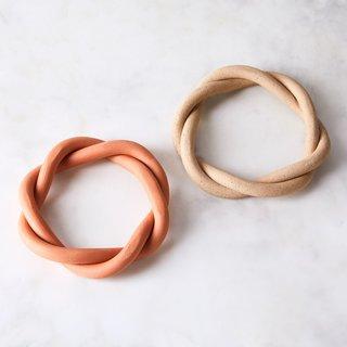 SIN Handmade Twist Trivet