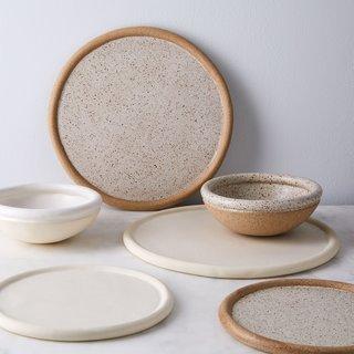 SIN Handmade Coil Dinnerware