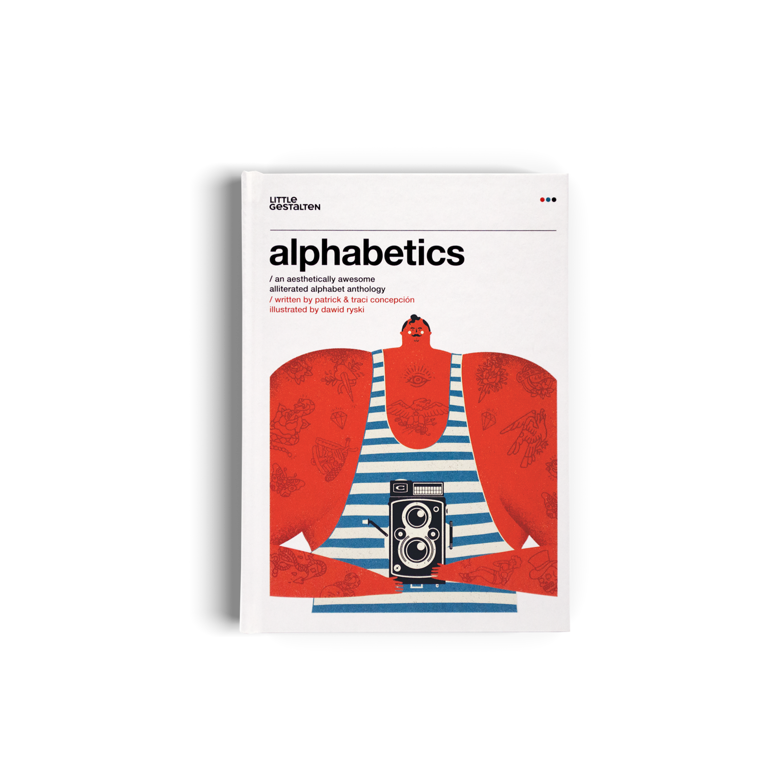 Alphabetics: An Aesthetically Awesome Alliterated Alphabet Anthology