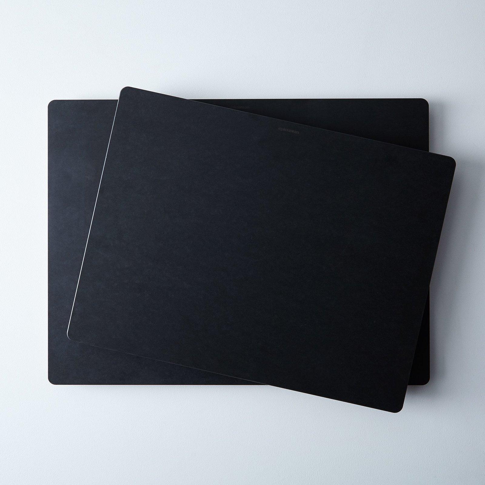 Epicurean Matte Black Natural Fiber Cutting Board
