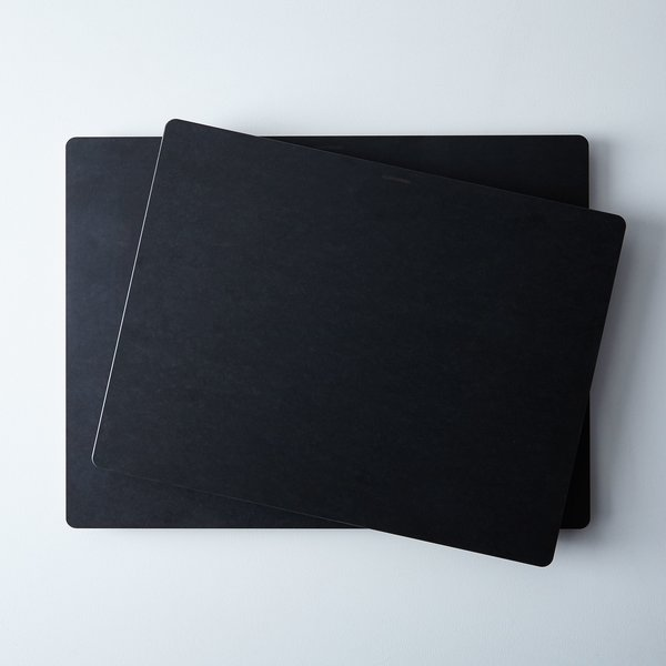 Epicurean Matte Black Natural Fiber Cutting Board