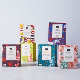 Paper & Tea Master Tea Blends
