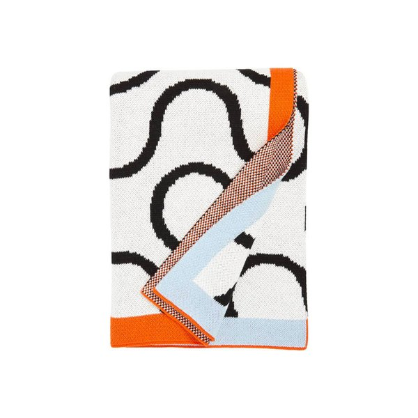 Dusen Dusen Arc Throw Blanket
