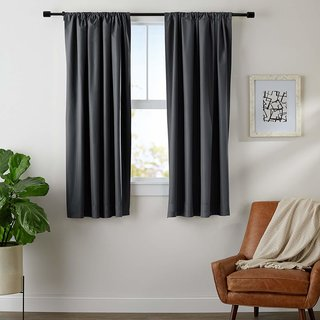 AmazonBasics Blackout Curtain Set