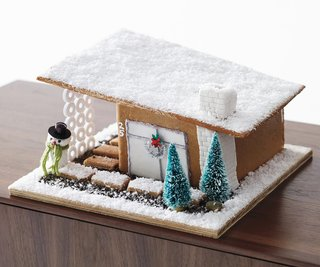12 Architectural Gingerbread Houses That Are Definitely Not Cookie-Cutter