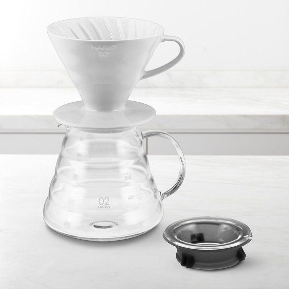 Hario V60 Pour-Over Coffee Maker Kit