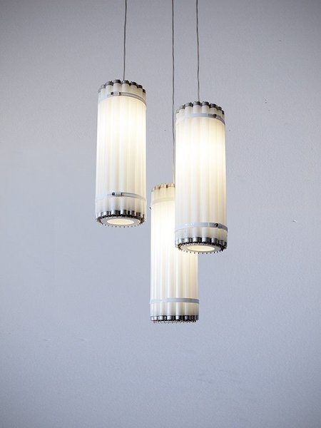 Castor Design Recycled Tube Light