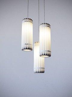 Castor Design Recycled Tube Light