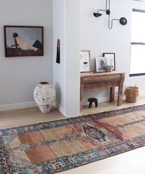 "Loom + Kiln Henry 4'6"" x 11'9"" Rug"