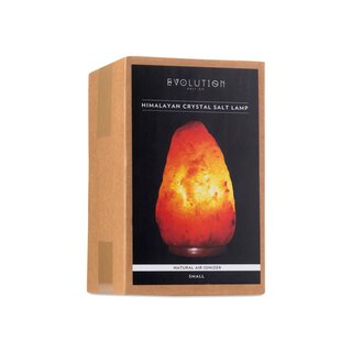 Evolution Salt Co. Natural Crystal Salt Lamp