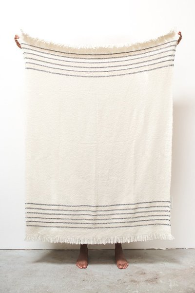 Morrow Soft Goods Parker Alpaca Throw