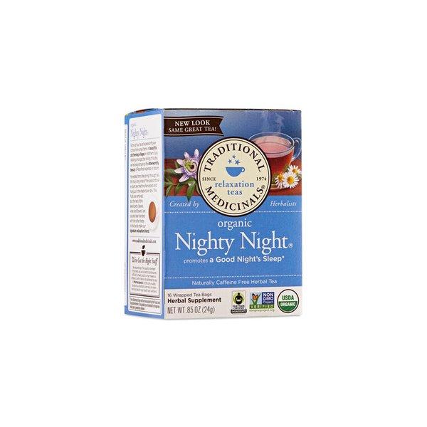 Traditional Medicinals Nighty Night Herbal Tea