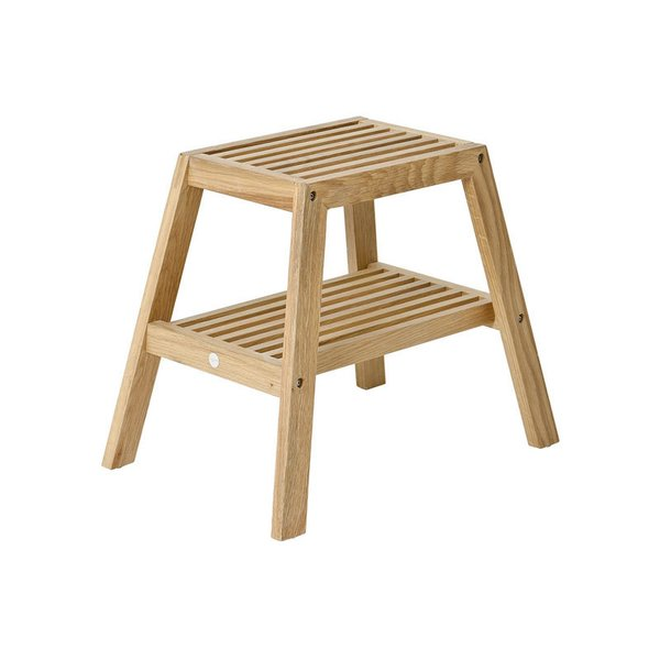 Wireworks Slatted Stool