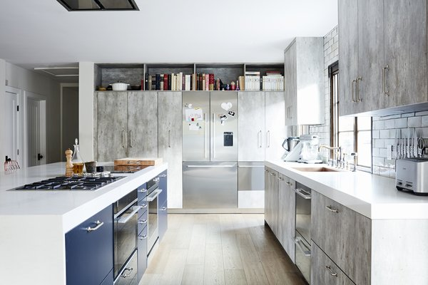 Best Modern Kitchen Subway Tile Backsplashes Design Photos And Ideas - Subway-tile-backsplash-design