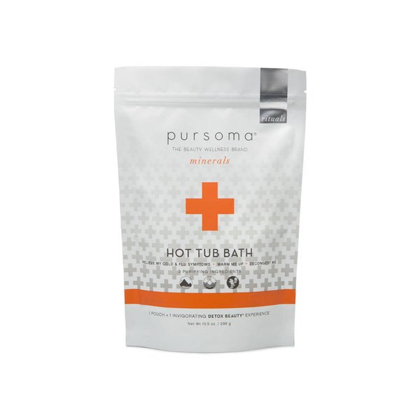 Pursoma Hot Tub Therapeutic Bath Soak