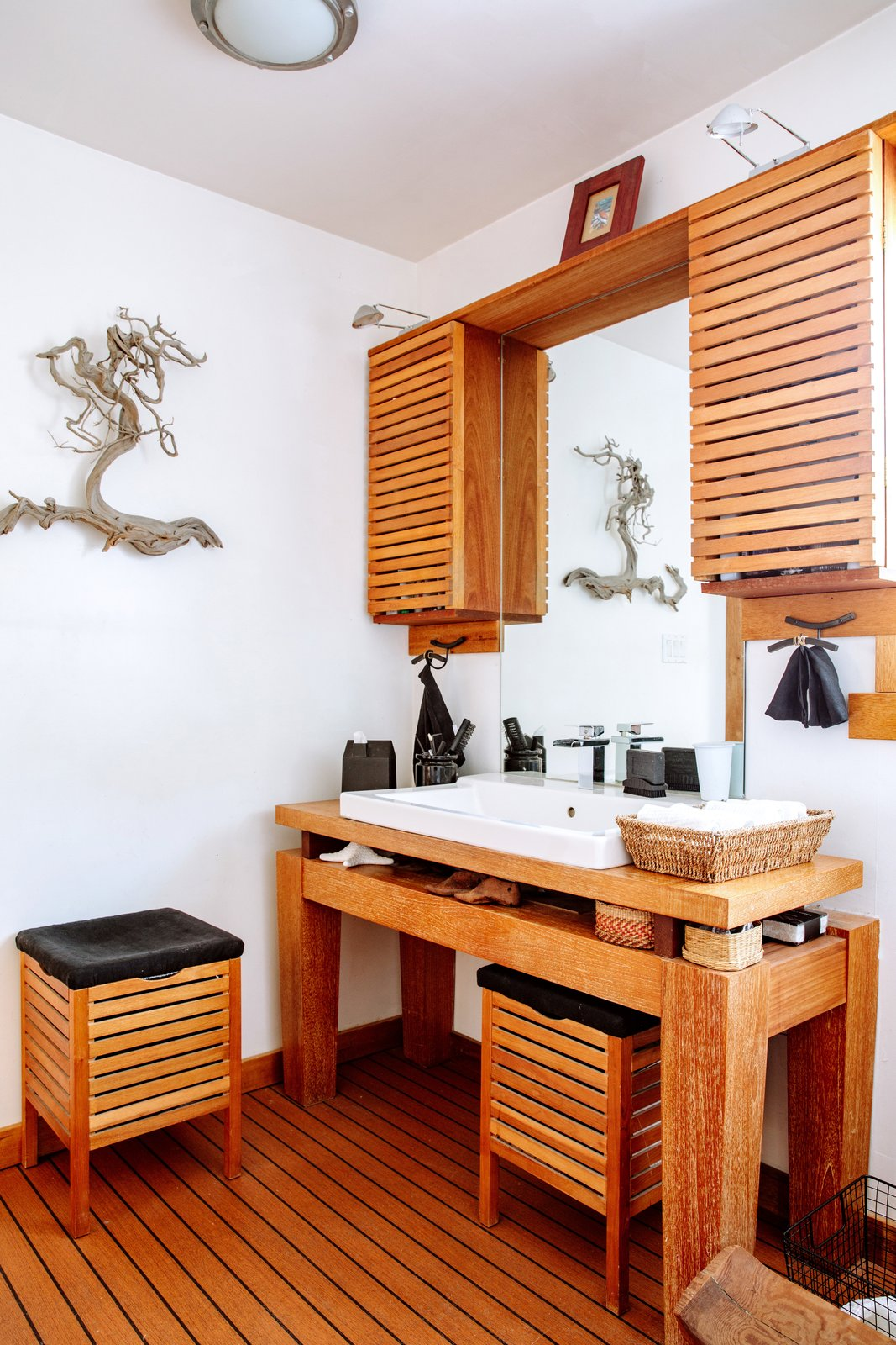 Tricia Rose's Japanese-Style Bathroom