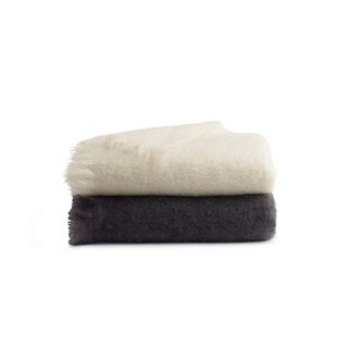 Amanda Pratt Mohair Throw