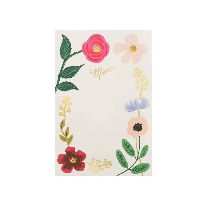 Photo 1 of 1 in Rifle Paper Co. Wildflower 2020 Desk Calendar