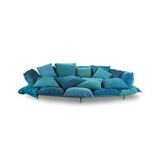 Seletti Comfy Sofa, Turquoise