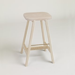 Another Country Bar Stool Three, Beech