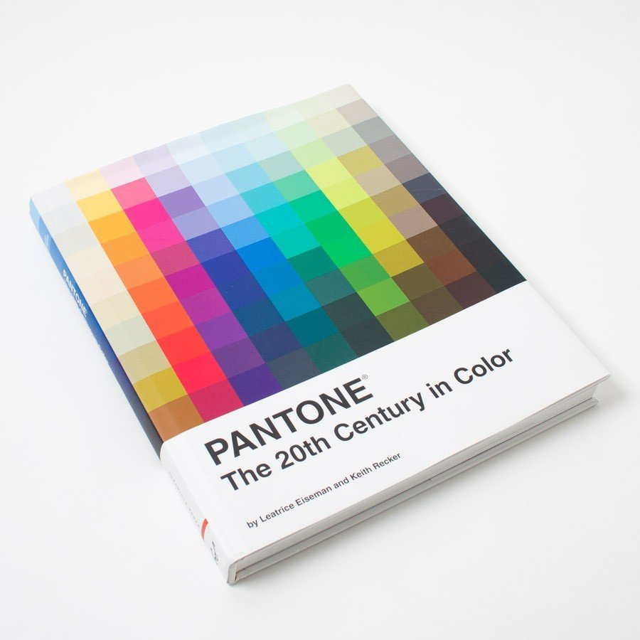 Pantone: The 20th Century in Color - Dwell