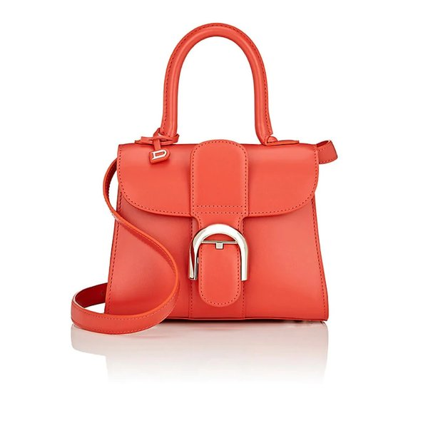 Delvaux Brillant Mini Satchel