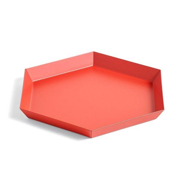 HAY Kaleido Hexagon Tray