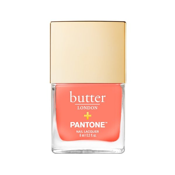 Butter London Living Coral Patent Shine 10x™ Nail Lacquer