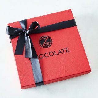 Zoe's Chocolate Co. Chocolate Lover's Gift Box (16 Pieces)