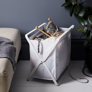 15 Chic Storage Bins to Spark Joy in Your Home