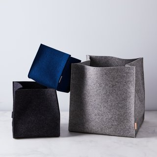 Graf Lantz Collapsible Felt Storage Bin