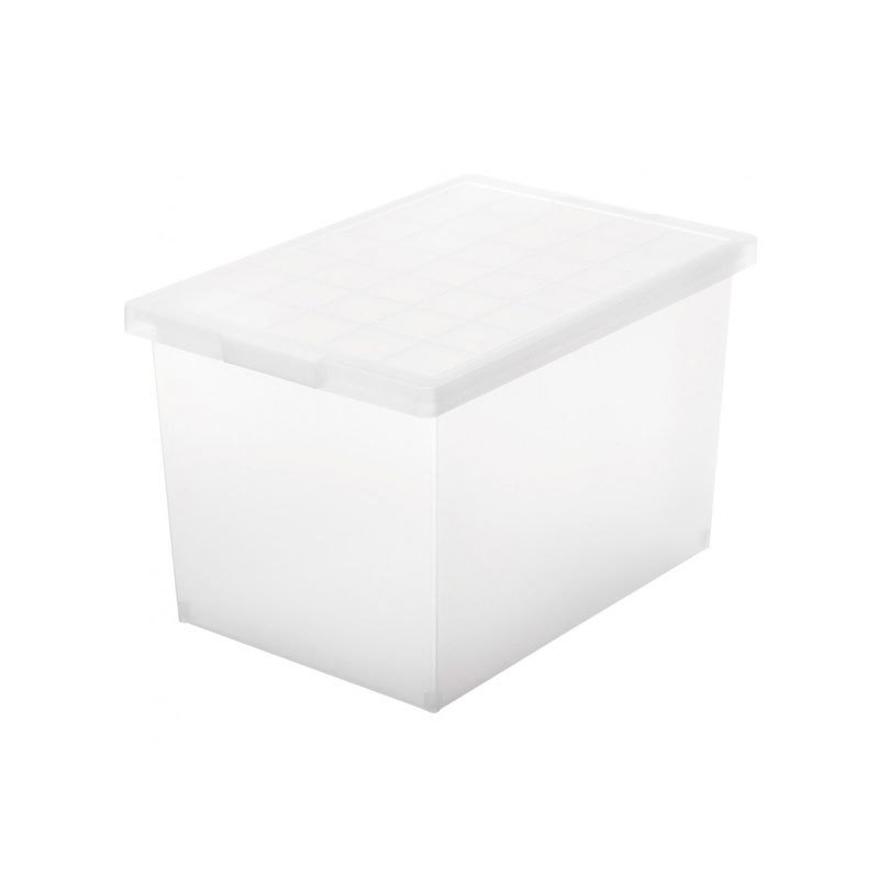 Muji Deep PP Carry Box With Lock