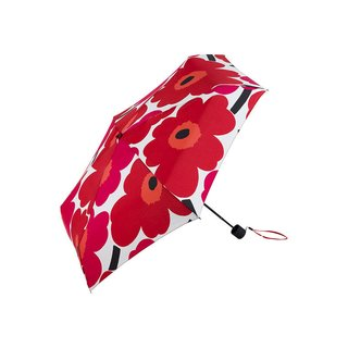 Marimekko Pieni Unikko Mini Manual Umbrella