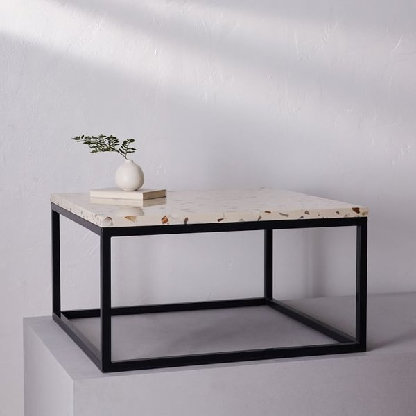 An Aesthetic Pursuit Pieces Square Coffee Table - Frame