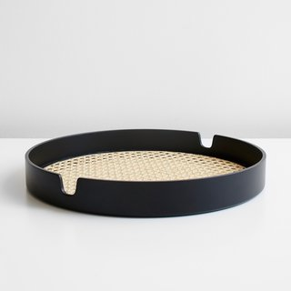 Normann Copenhagen Salon Tray - Black