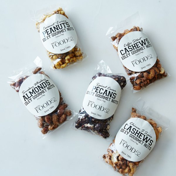 Sugar Plum All-Natural Spiced Nuts