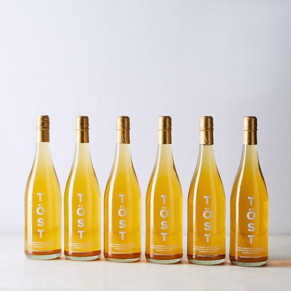 TÖST Non-Alcoholic Sparkling Beverage (6- or 12-Pack)