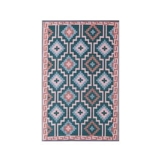Urban Outfitters Luz Reversible Indoor/Outdoor Mat