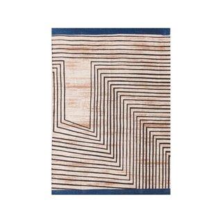 Urban Outfitters Leera Linework Printed Rug