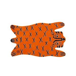 Crate & Barrel Roxy Marj Faux Tiger Rug