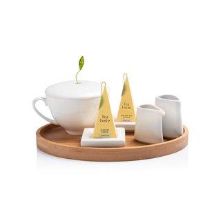 Tea Forté Café Cup Presentation Set