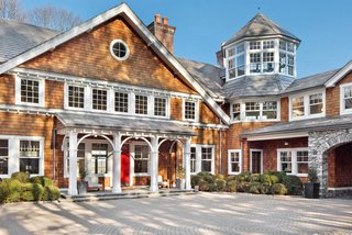 Bruce Willis and Emma Heming listed 340 Croton Lake Road for $12,950,000.